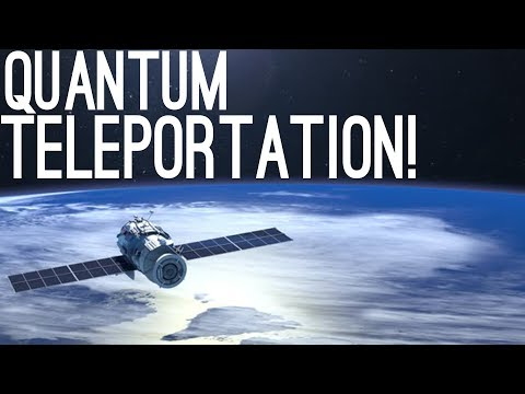 Quantum Teleportation From Space Achieved by China!