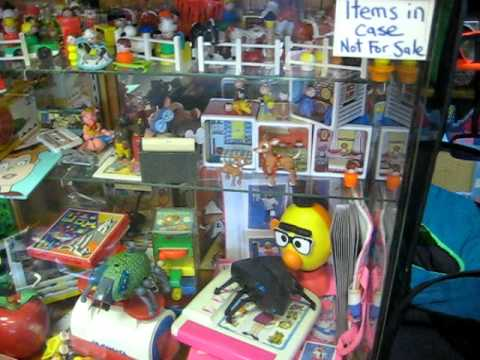 Austin Toy Stores- Anna's Toy Depot, An Introduction