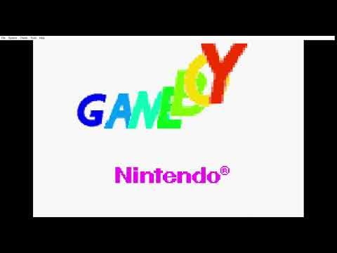 Gameboy Advance Startup (Beta)