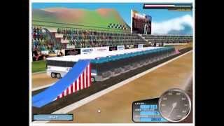 Test un jeu de moto en ligne