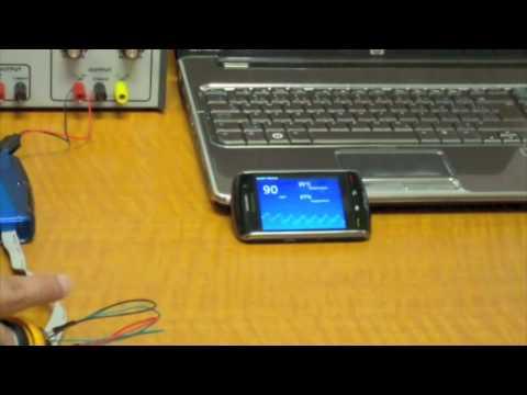 Non-Invasive Wireless Health Monitor