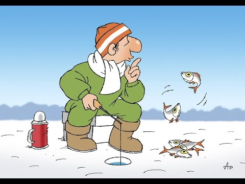 Зимняя рыбалка на Рефтинском . Ночь с 18 на 19 Января 2020 г .  Коромысло , блесна .