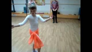 Открытый урок.Студия Арабского танца