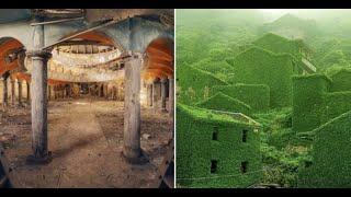 15 lugares que foram abandonados e ainda assim são capazes de nos fazer viajar