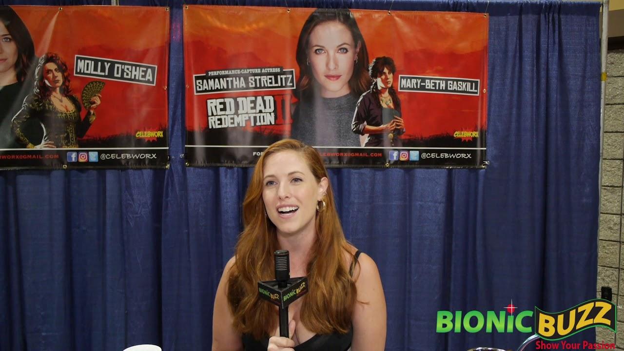 Red Dead Redemption 2 Interviews at LBCC 2019 – Bionic Buzz