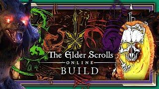 ESO Werwolf PvE Build | Total overpowerter Schaden! | The Elder Scrolls Online Klassen Werwolf Guide