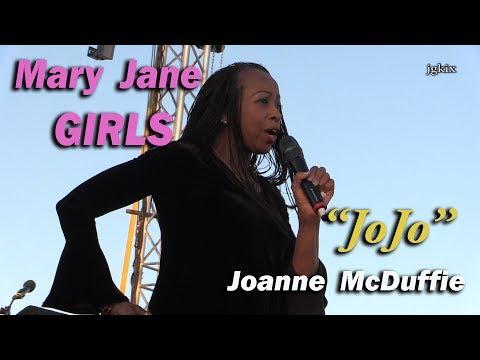 Mary Jane Girls Joanne McDuffie