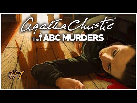 Agatha Christie - The ABC Murders Walkthrough - Full Gameplay [Part #1]  