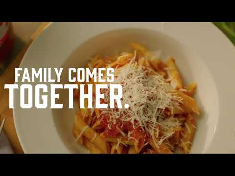 Ingredients Come First with Victoria Pasta Sauce - Victorious Dinner Ideas from Our Family to Yours