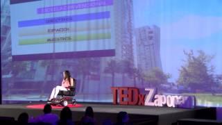Parálisis Cerebral ¿Transformación imposible? | Lety Montiel | TEDxZapopan