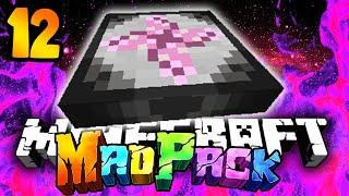 Minecraft MAD PACK 2:  Transmutation Table!