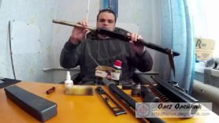 Чистка оружия  Как правильно подготовить ружье к хранению после сезона охоты