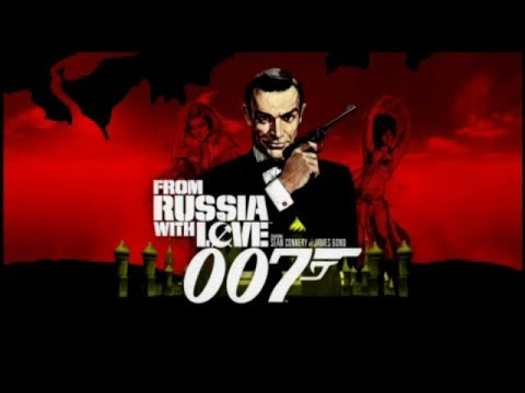 Download James Bond 007: From Russia with Love PSP Playthrough - With The Best Bond Ever, Sean Connery