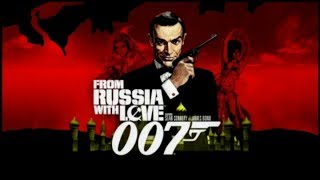 James Bond 007: From Russia with Love PSP Playthrough - With The Best Bond Ever, Sean Connery