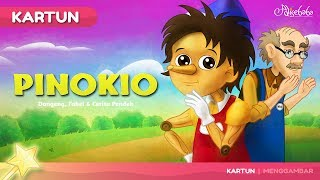 Video Pinokio Cerita Untuk Anak anak - Animasi Kartun Bahasa Indonesia download MP3, 3GP, MP4, WEBM, AVI, FLV Oktober 2019
