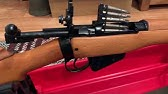 Finding a lee enfield Sniper scope No32 mk2 1944 - YouTube