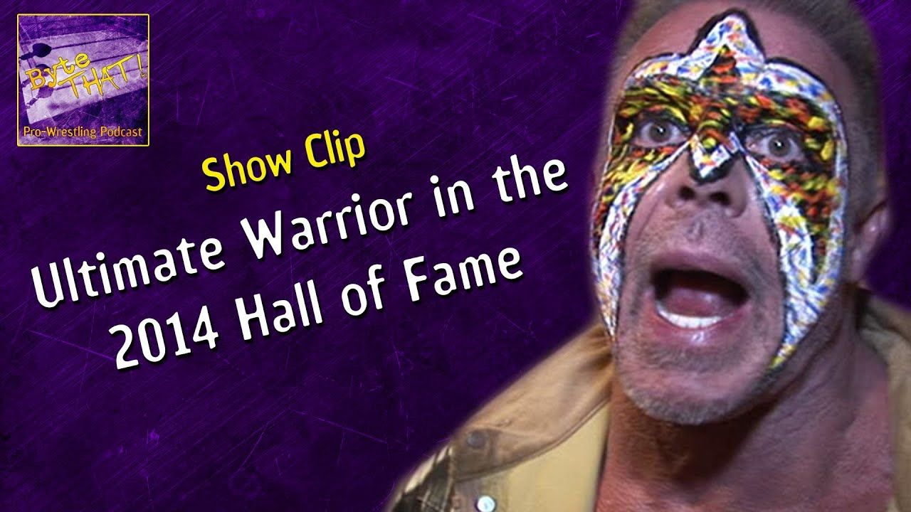 ultimate warrior hall of fame - photo #23