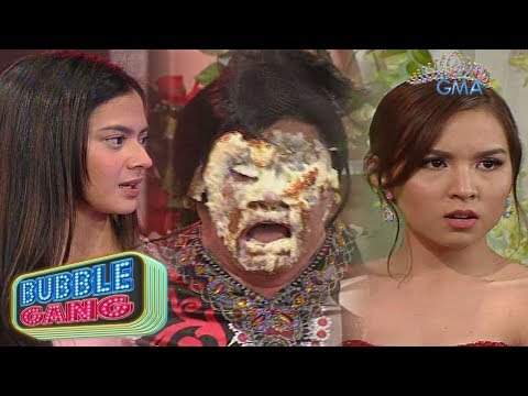 Bubble Gang: Antonietta sinaniban ng 'Kambal, Karibal' casts