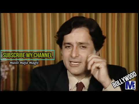Rare Interview Footage Of Legend Late Mr. Shashi Kapoor in Vancouver