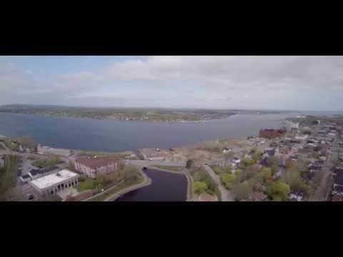 Aerial Sample Video 3