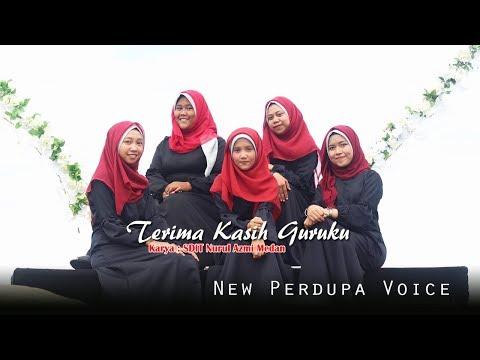 Sangat Mengharukan : TERIMA KASIH GURU (Cover By New Perdupa Voice)
