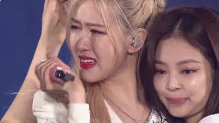 BLACKPINK MOMENTS I FIND PAINFUL TO WATCH || BLACKPINK CRYING MOMENTS,,
