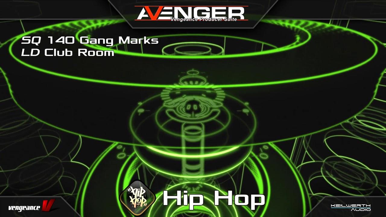Avenger Sound Effect