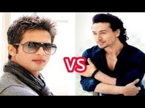 Tiger Shroff VS Shahid Kapoor Comparison || who is the best ?