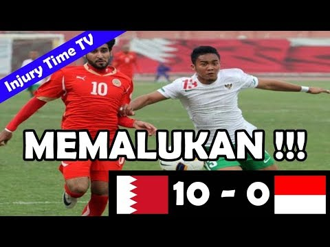 Bahrain 10-0 Indonesia | All Goals & Highlights | 2014 FIFA World Cup Qualification