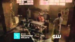 Supernatural season 8 episode 10 - Torn and Frayed