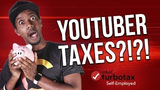YOUTUBE TAX TIPS YOU NEED TO KNOW! (YOUTUBE TAXES EXPLAINED)