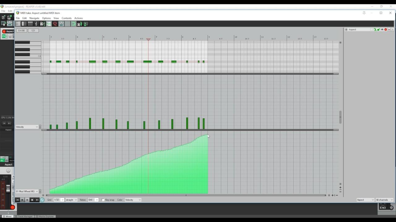Editing Video In Reaper – Fondos de Pantalla