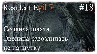 СОЛЯНАЯ ШАХТА. С ЭВЕЛИНОЙ ШУТКИ ПЛОХИ Resident Evil 7 Biohazard