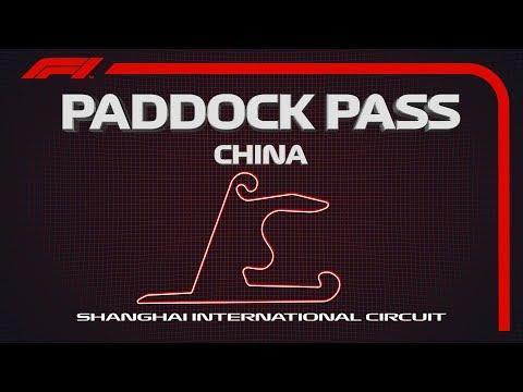 F1 Paddock Pass: Post-Race At The 2019 Chinese Grand Prix