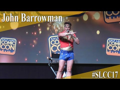John Barrowman - Panel/Q&A - SLCC 2017