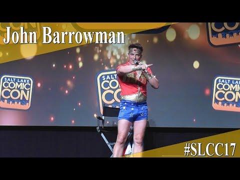 John Barrowman  PanelQ&A  SLCC 2017