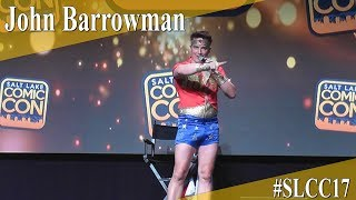 John Barrowman - Panel/Q&A - SLCC 2017
