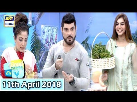 Good Morning Pakistan - 11th April 2018 - ARY Digital Show
