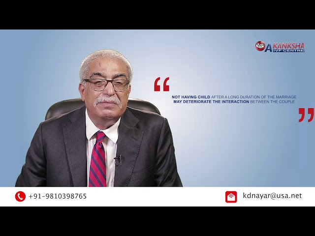 Social Impact of Infertility By Dr. K.D Nayar