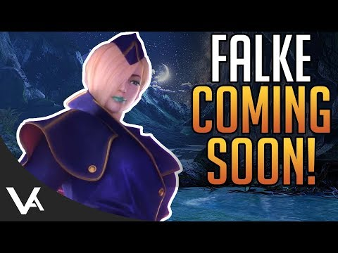 SFV - Falke Coming Soon! Falke Update & Hints For Street Fighter 5 Arcade Edition