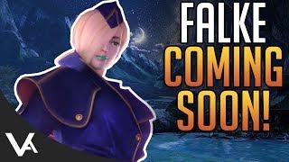 SFV - Falke Coming Soon! Falke Update & Hints For Street Fighter 5 Arcade Edition