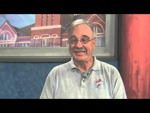 ISU Agronomist Mark Carlton talks about the drought of 2012.