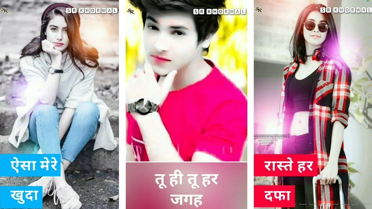 Tu Hi Tu Har Jagah_ (Tu Hi Tu)_ Full Screen_ Hindi Lyrics