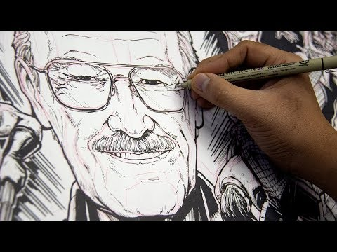 Remembering Stan Lee...