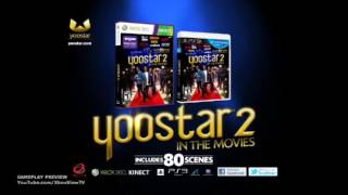 Yoostar 2: In the Movies (Xbox 360 Kinect) Gameplay Trailer HD