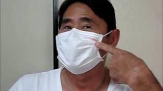 キムニーのロゴ入りマスク狂騒曲