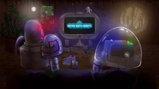 Mayan Death Robots Trailer
