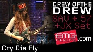 Drew OfThe Drew perform