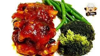 Succulent Cranberry Chicken Recipe