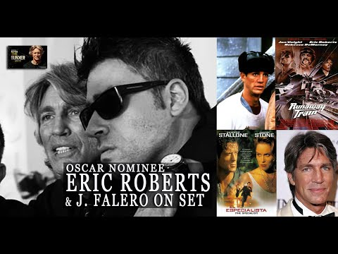 2013 Eric Roberts on PROJECT 12 THE BUNKER by J. Falero  making of